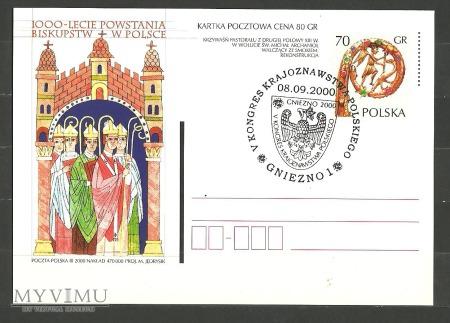 1000-lecie powstania biskupstw w Polsce
