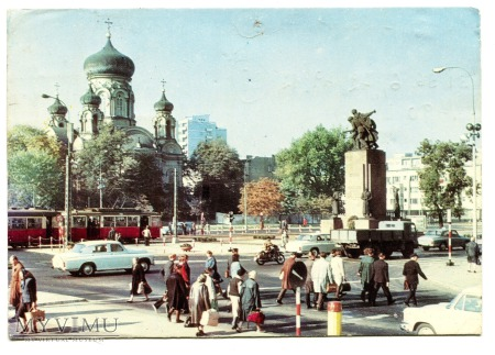Pomnik Braterstwa Broni a. pol. i Radzieckiej W-wa