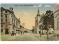 Lublin - początek XX wieku - ul. Namiestnikowska