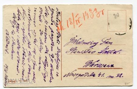 1933 WESOŁEGO ALLELUJA Jajko z niespodzianką