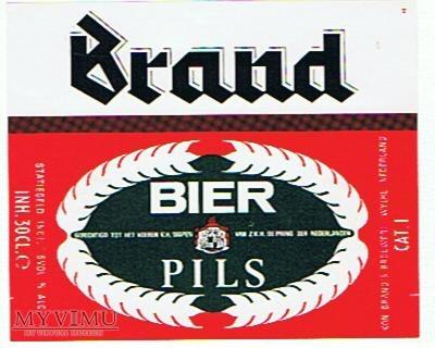 brand bier pils