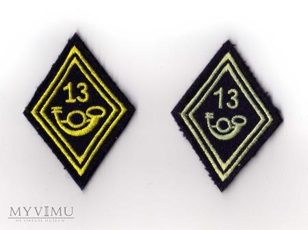 13e Bataillon de Chasseurs Alpins - różne wersje.