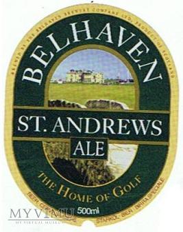 BELHAVEN - st.andrews ale