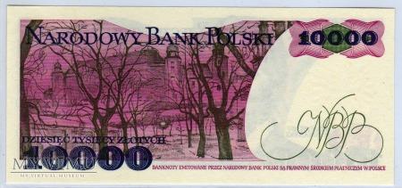 MC 174b - 10000 Złotych - 1988