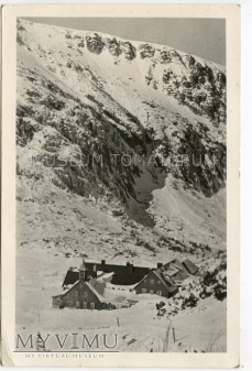 Karkonosze Samotnia 1955