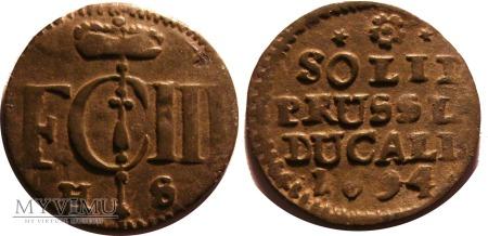 1 szeląg 1694