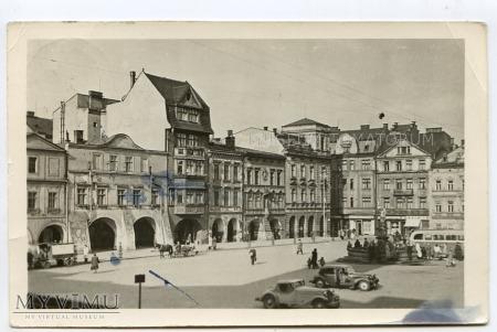 Cieszyn - Rynek - 1956