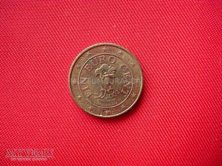 1 euro cent - Austria
