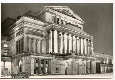 Warszawa - Teatr Wielki - 1967