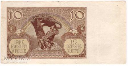 10 zł 1940r.