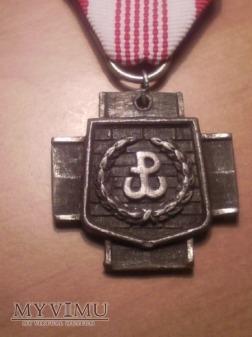Krzyż Armii Krajowej wersja Londyńska