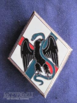 Odznaka 1RE-srebro