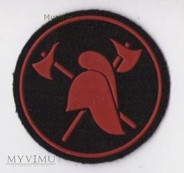 Oznaka specjalisty MW - strażak