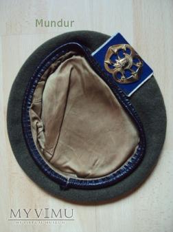 Holenderski beret łącznościowców