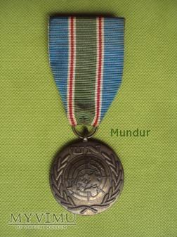 Medal ONZ