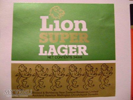 LION SUPER LAGER