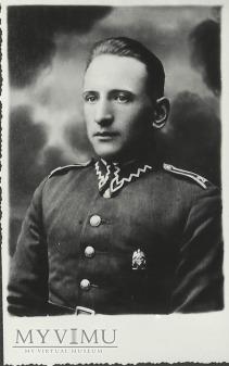 Wachmistrz Stanisław Kozłowski 25 Pułku Ułanów W.