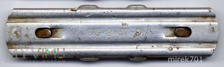 Łódka na amunicję 7,5x54 Mas GG-2-37-D