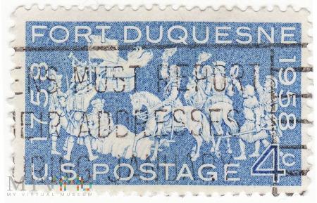 USA 1958 Bitwa o Fort Duquesne