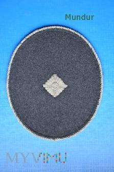 Oznaka stopnia - Kommissar West Berlin Polizei