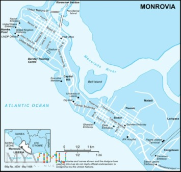Monrovia.