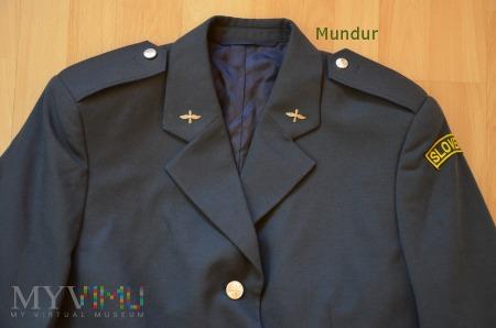 OS SR Vzdušné sily: kobieca bluza letectva