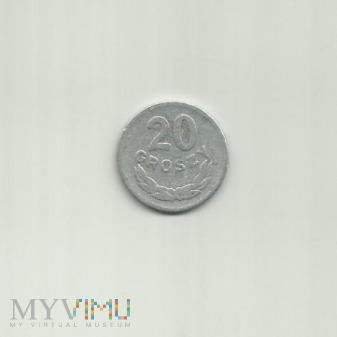 20 Groszy 1949