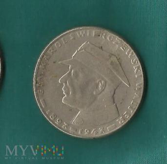Polska 10 złotych, 1967 Karol Świerczewski