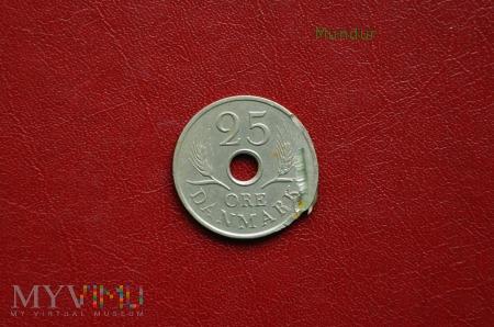 Moneta duńska: 25 øre