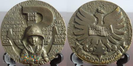 222. 40 Rocznica Powstania Warszawskiego 1944-1984