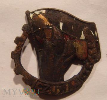 Odznaka harcerstwa stalinowskiego tzw.