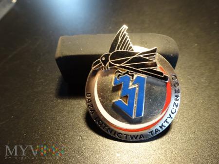 31 Bazy Lotnictwa Taktycznego ; numerowana