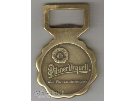 PILSNER URQUELL pierwsze złociste piwo