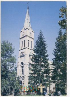 Zakopane Kościół przy Krupówkach - 1986