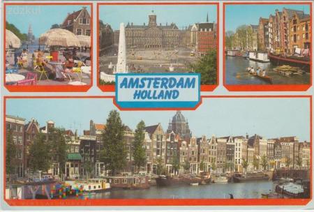 Amsterdam Holandia