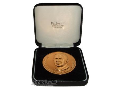 George Basil Hume medal In Memoriam 1999