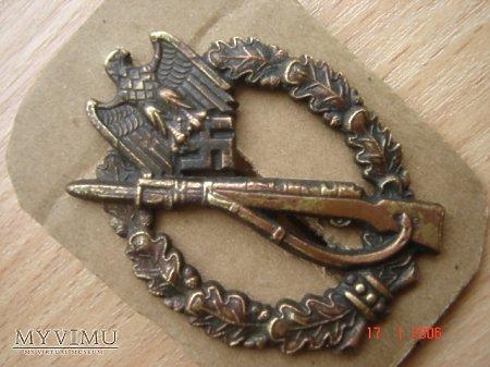 Odznaka Szturmowa Piechoty Brązowa
