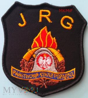 Naszywka JRG