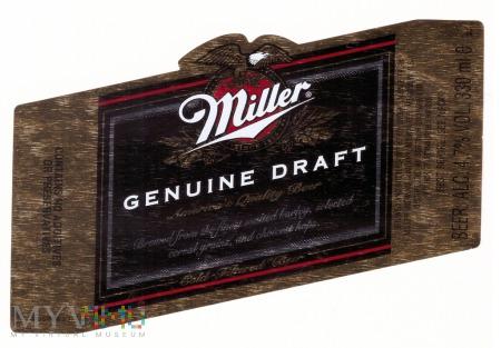 USA, Miller