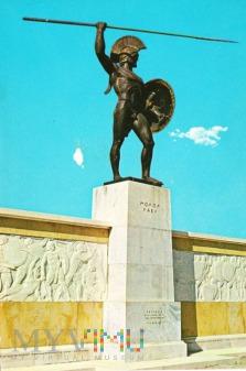 Leonidas' monument