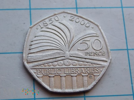 50 PENSÓW 2000 - ANGLIA
