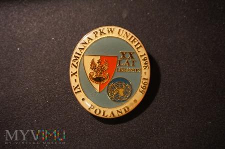 IX i X Polska Zmiana PKW