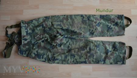 Filtracyjna odzież ochronna FOO-1, spodnie