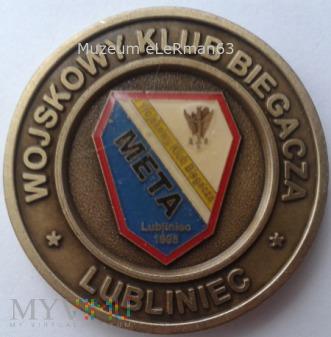 Coin.Wojskowy Klub Biegacza