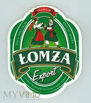 Łomża, Export