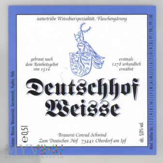 Deutschhof Weisse