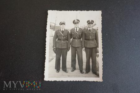 Zdjęcie Żolnierzy - Rezerwistów II RP