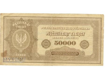 50 000 MAREK POLSKICH