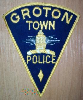 Groton policja