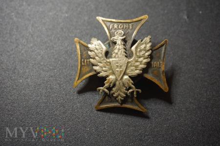 Odznaka Front Litewsko - Białoruski